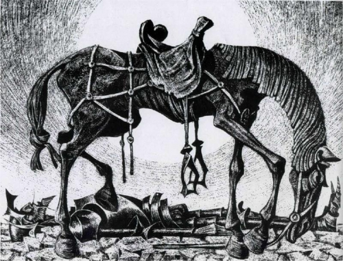 Savva Brodsky,Don Quichotte