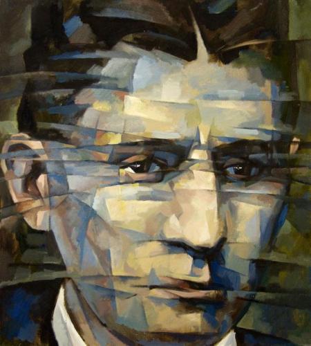 kafka, portrait