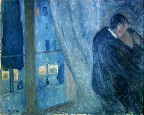 strindberg,edward munch