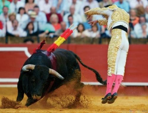 El Arte de birlibirloque, Jose Bergamin, tauromachie, corrida