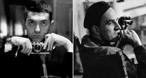 Ingmar Bergman, kubrick