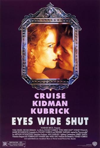 Kubrick, ews, critique, analyse, société secrète, pouvoir, sexe